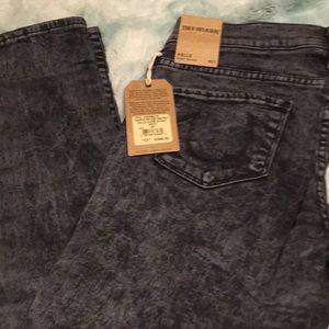 NEW Acid washed Skinny Jeans...True Religion
